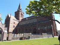 Kathedrale St. Magnus in Kirkwall, Orkneys