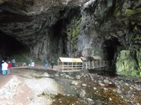 Eingang Smoo Cave