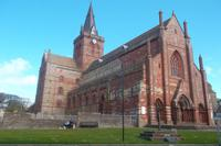 Kathedrale St. Magnus, Kirkwall, Orkney-Inseln