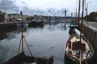 174 Isle of Man,  Hafen Peel mit House of Manannan