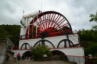 200 Isle of Man, Great Laxey Wheel