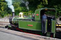 240 Isle of Man, Steam Railway
