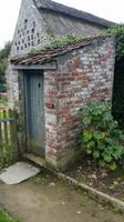 Hamptonne Country Life Museum Jersey - Das stille Örtchen samt Toilettenpapier auf pflanzlicher Basis