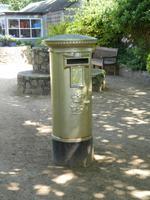 Briefkasten für Olympia Sieger