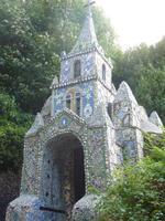 Little Chapel auf Guernsey
