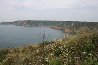 Südküste von Guernsey - Steilküste