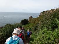 Wanderung entlang der Südküste