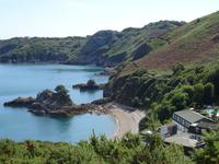 Blick auf die Bouley Bay