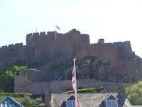 Mont Orgueil Gorey Castle