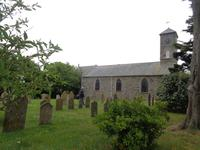 Sark - church