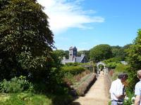 Garten der La Seugnerie