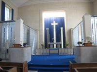 Glaskirche St.Matthew´s auf Jersey