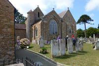 St. Brelades Bay - Fishermans Chapel