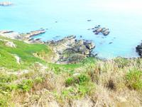 Klippenwanderung - Saints Bay