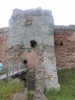 Eingangsturm, Tantallon Castle