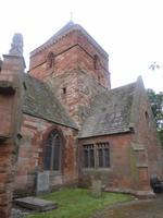 Mittelturmkirche in Whitekirk