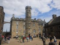 Palast und Haus der Kronjuwelen, Edinburgh Castle