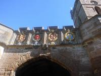 Eingang Linlithgow Palace