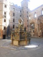 Innenhof von Linlithgow Palace