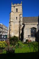 Cambridge, Saint Botolph's Parish Church