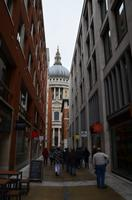 London, Stadtrundfahrt mit Tony, St. Pauls Cathedral