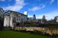 London, Tower of London und Tower Hill