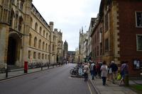 007 Cambridge, Kings Parade