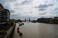 089 London, Blick von der London Bridge