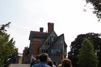 Modern trifft auf alt, Cambridge