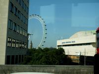 Big Ben  im  London-Eye