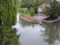 Cambridge - Punting Boote