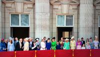 080 Oueen Elisabeth II. - Trooping the Colour (zum 93 Geb.) BBC 2