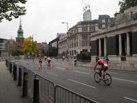 Triathlon in London