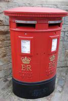 Offizielle Briefkasten der Royal Mail