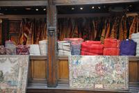 So fing es an im Kaufhaus Liberty mit Teppichen und Stoffen