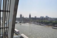 London Eye - Westminster Palace