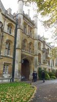Die Pförtner von Cambridge