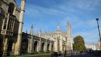 Cambridge Stadtrundgang