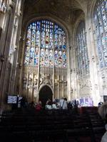 Kings College in Cambridge, Chapel