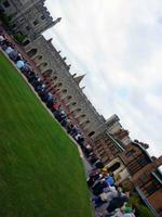 Wachablösung im Windsor Castle