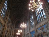 Im Parliamentsgebäude