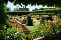 Hampton Court Garten