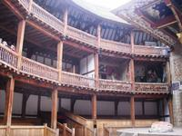 Besuch des Globe Theaters in London