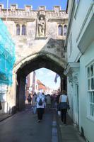 Stadtor in Salisbury