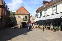 Stadtrundgang in Salisbury