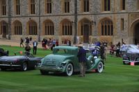Oldtimertreffen im Windsor Castle