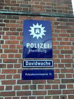 Davidwache in St. Pauli