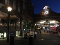 Das alte Bahnhofsgebäude in Windsor