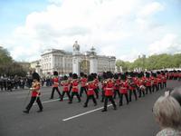 Wachablösung vor Buckingham Palace