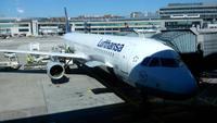 003 Abflug Flughafen Frankfurt